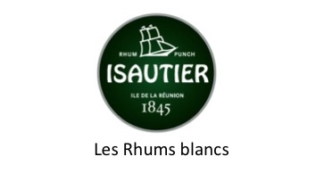 RHUMS BLANCS ISAUTIER